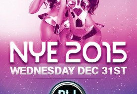 NYE ۲۰۱۵ in Los Angeles @ PENTHOUSE NIGHTCLUB