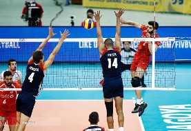 Watch IRAN and USA Live in Chicago: Volleyball Nations League Finals Schedule