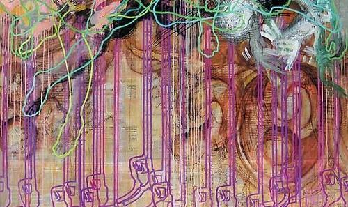 نمایشگاه آثار هنری آیاد الکادهی