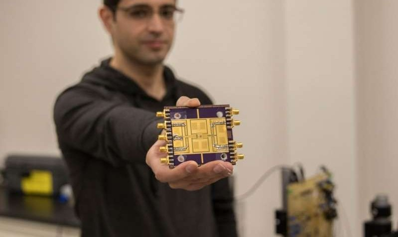 Iranian American researchers revolutionize Internet and data ...