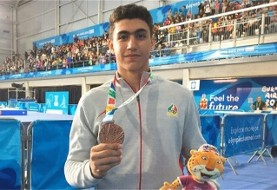 جوانان ایران باز تاریخ ساز شدند: رکوردشکنی در کسب مدال طلای المپیک جوانان آرژانتین بالاتر از آمریکا، فرانسه، آلمان و انگلیس
