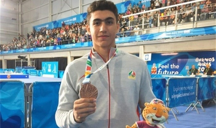 Iranians Make History in Summer Youth Olympics, Beat US, France, ...