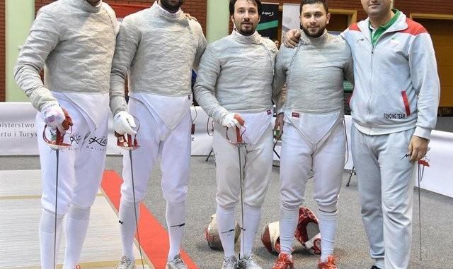 یک رکود تاریخی دیگر برای ورزش ایران: تیم ملی سابر ایران نایب قهرمان جام جهانی شمشیربازی شد