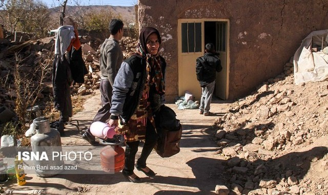 زمینلرزه قوی مردهک استان کرمان را لرزاند