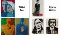 Painting Exhibit by Shideh Tami and Behroo Bagheri