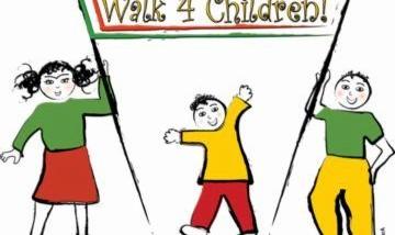 پیاده روی برای بچه ها!