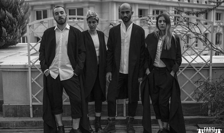 شوی طراحی لباس تک جنسیتی، طراح مریم فارسی