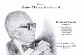 Neydavood Celebration by Hossein Omoumi