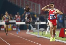 دوپینگ کیهانی قطعی شد! محرومیت چهار ساله دونده ایرانی تایید شد