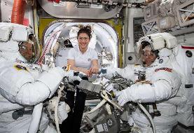 راهپیمایی فضایی زنان ناسا انجام نخواهد شد؛ مشکل لباس وجود داشت!