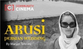 Screening: Arusi Persian Wedding
