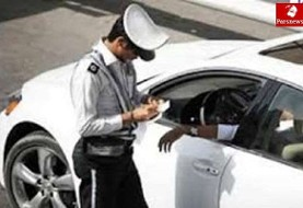 رشوه ها در ایران یورویی شد؟ افسر پلیس درستکار رشوه ۵۰۰ یورویی را از یک راننده مست در محور آزادگان رد کرد