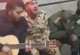 واکنش سردار کمالی به کلیپ آواز غمگین و گریه دو سرباز: هرچند به سربازان در خور شأن و منزلت توجه نمیشود اما تو محکم و استوار باش
