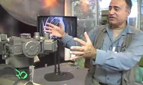 مصاحبه با دارا صباحی مهندس ارشد مریخ نورد ناسا (ویدئو)