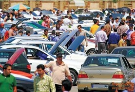 Domestic car prices soar as Iran bans import of cars and 1400 other items
