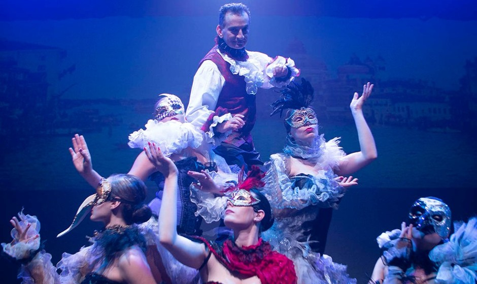 SPECIAL Promotion of Shahrooz Mystere: A Night of Extraordinary Magic, Comedy and Dance
