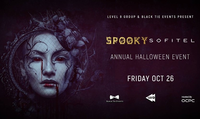 SPECIAL PROMOTION: Spooky Persian Halloween Event at the Prestigious Sofitel Hotel in Beverly Hills