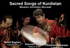 Kurdish Sacred Music with Aliakbar Moradi & Pezhham Akhavass