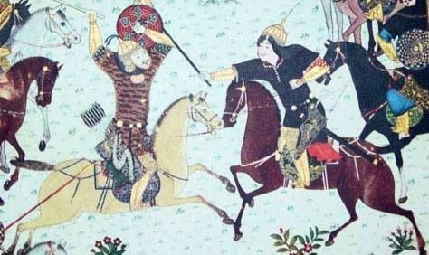 نمایشگاه جنگ افزارهای ایرانی در قرن ۱۹