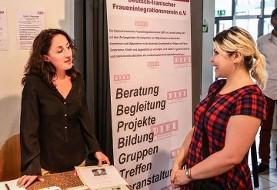 مشاوره برای پناهجویان: انجمن همگرایی زنان المانی و ایرانی دوسلدورف