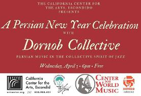 Persian New Year (Nowruz) with Dornob Collective