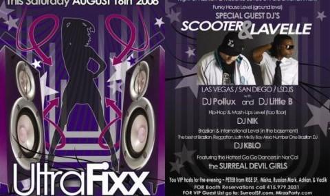 UltraFixx : A Night of Fashion, Passion & Music