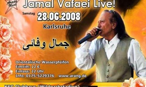 Jamal Vafaei Live in Concert