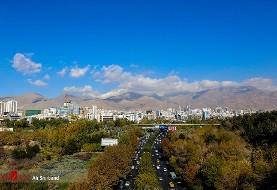 همه رفتند باز هوای تهران پاک شد
