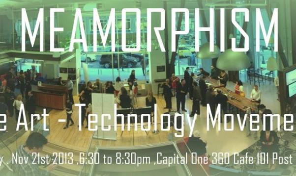 پذیرایی و ملاقات با علی معمار خالق تکنولوژی جدید هنر سه بعدی Meamorphism