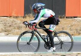 Iranian Female Cyclist Makes History: Asian Bronze for Somayeh Yazdani