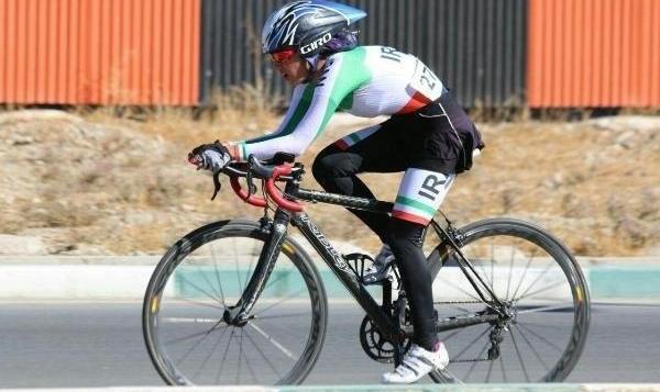 Iranian Female Cyclist Makes History: Asian Bronze for Somayeh Yazdani