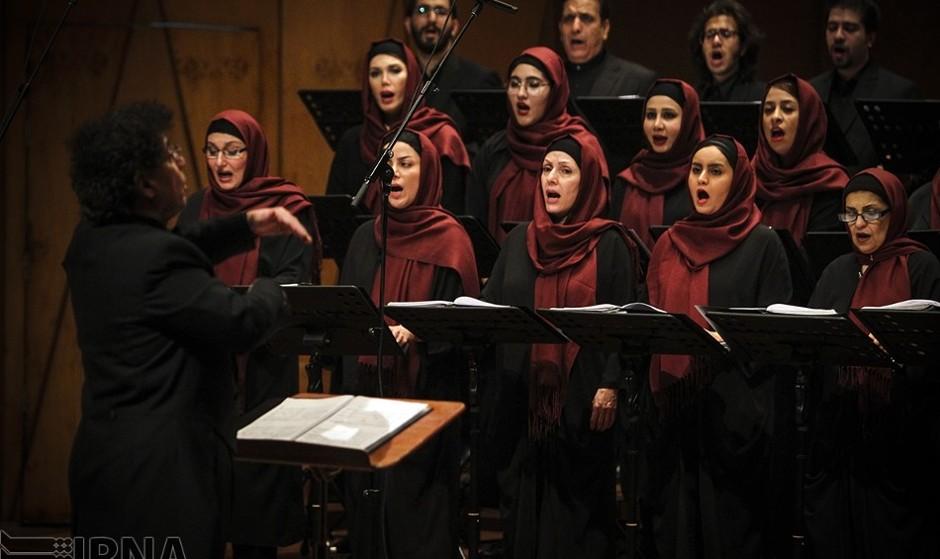سهم زنان فقط دو اجرا در جشنواره موسیقی فجر! اجرای روز چهارم: از گروه رستاک تا محمد علیزاده + عکس