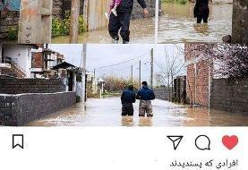 حسن یزدانی: سکوت صدا و سیما جفا در حق مردم سیل زده مهماننواز مازندران و گلستان است