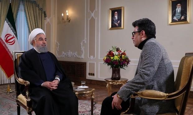 رشیدپور: من مسئول مصاحبه با رییس جمهور بودم نه مناظره با ایشان