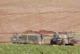 باز هم حمله اسرائیل به غزّه در پی زخمیشدن چهار سرباز در انفجاری نزدیک مرز غزه
