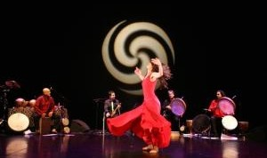 Zarbang Ensemble & Banafsheh Sayyad Live in Concert