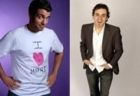 Jody Kamali & Patrick Monahan in Comedy Night