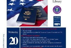 Free Citizenship Application & Fee Waiver Assistance