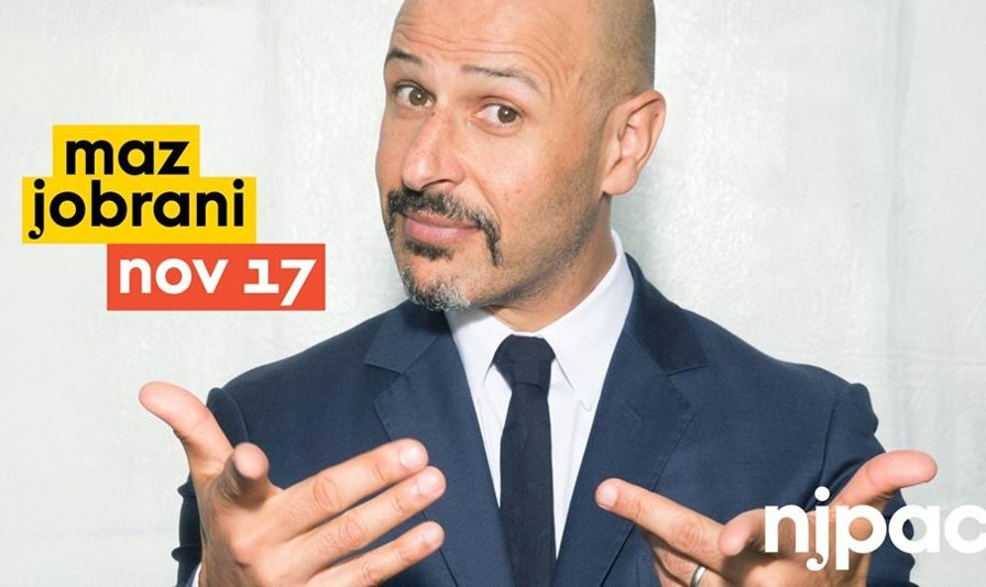 Maz Jobrani, Live in New Jersey