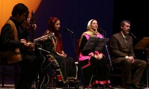 کنسرت گروه موسیقی خنیا در سوئیس