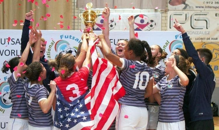 Iranian-American coach Roxy Kamal leads US women Futsal team to ...