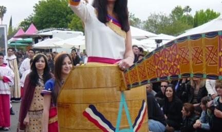 فستیوال سالانه غذا و فرهنگ آسوریان