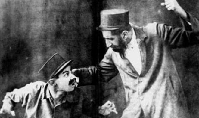 Iran's Oldest Silent Movie About Traditions, Religion and ...