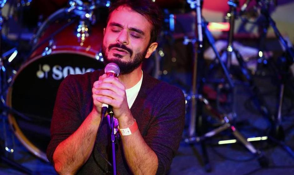 Ali Azimi Acoustic Concert