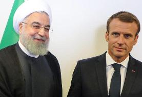 روحانی در تماس با مکرون: آمریکا به تجاوزگری ادامه دهد نیروهای مسلح مامور به برخوردند / مکرون: اقدامات آمریکا مصرف داخلی دارد