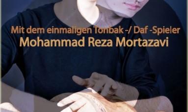 Mohammad Reza Mortazavi: Tonbak (Tombak) & Daf Seminar