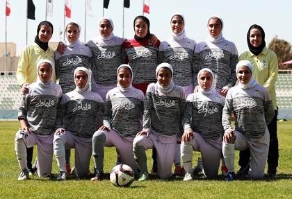 صعود تیم ملی فوتبال بانوان ایران به عنوان سرگروه به مرحله بعد رقابت های انتخابی المپیک