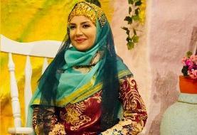 مجری معروف ایرانی، کرونا گرفت