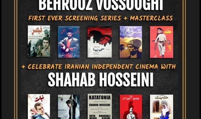 Behrouz Vossoughi and Shahab Hosseini In Los Angeles In-Person