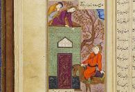 شب شعر و دورهمی با ایرانیان هیوستون